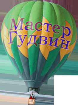 Мастер Гудвин Логотип